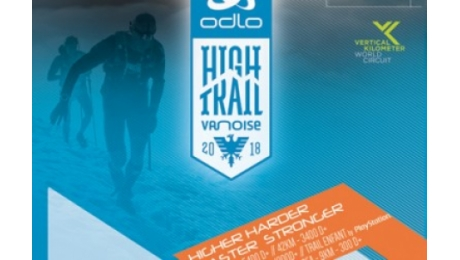 HIGH TRAIL VANOISE BY ODLO 6 AU 8 JUIL